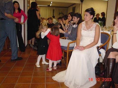 Matrimonio Danilo e Leonia (2003)