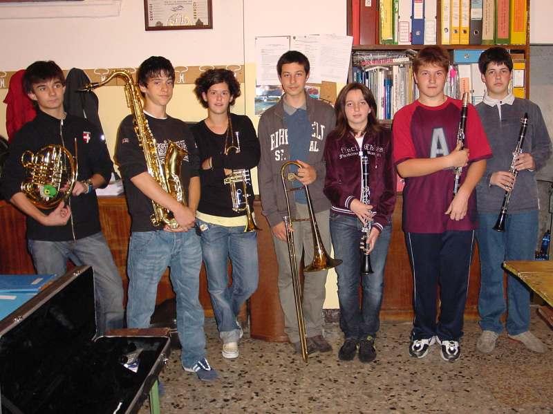 Nuovi Musicanti 21-09-2007