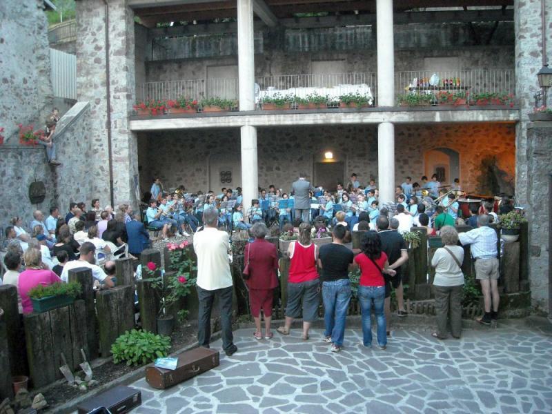 Concerto a Gianico