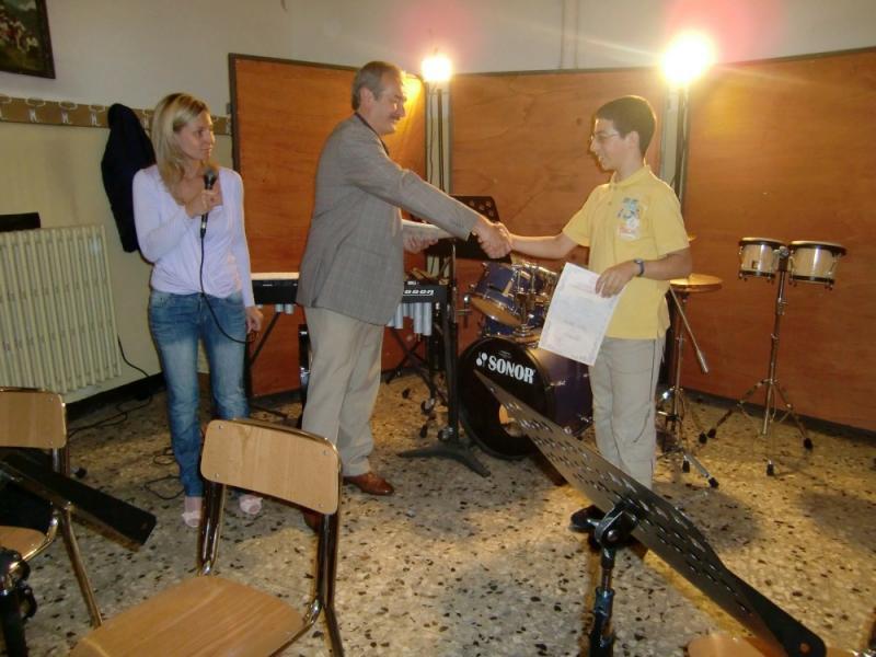 saggio fine corsi - 07-06-2009