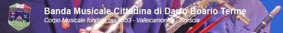 Banda Musicale Cittadina di Darfo Boario Terme